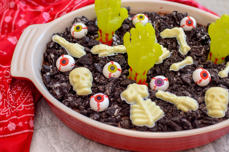 Graveyard Pudding Your New Favorite Halloween Treat The Beard